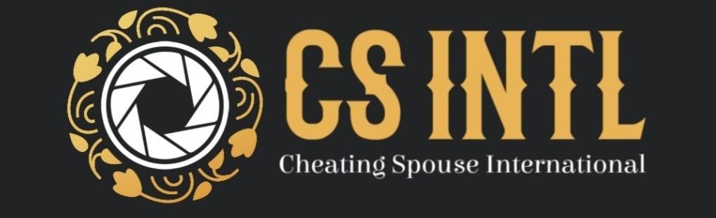 Cheating Spouse International Logo Full